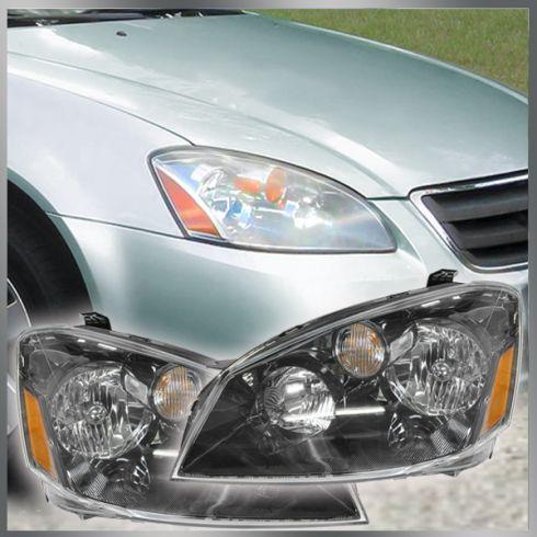 05-06 Nissan Altima HL NON SE-R/HID Pair