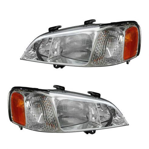 99-01 Acura TL Headlight RH