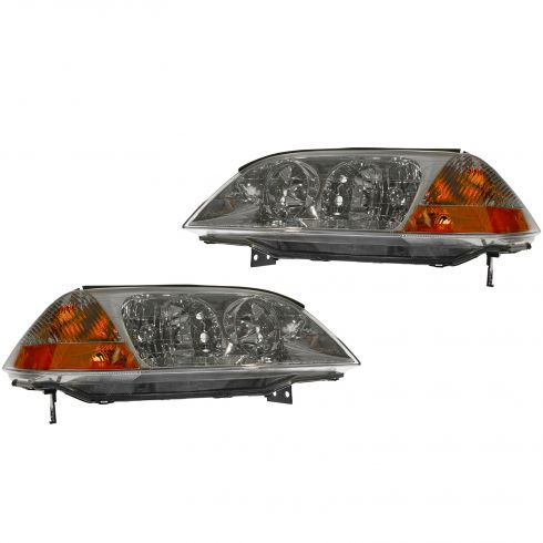 2001-03 Acura MDX Headlight Pair