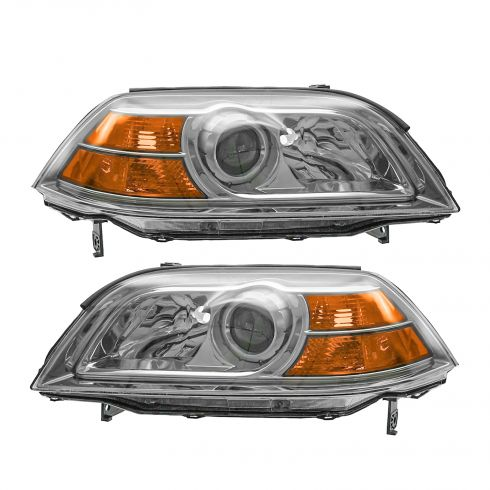 04-06 Acura MDX Headlight Pair
