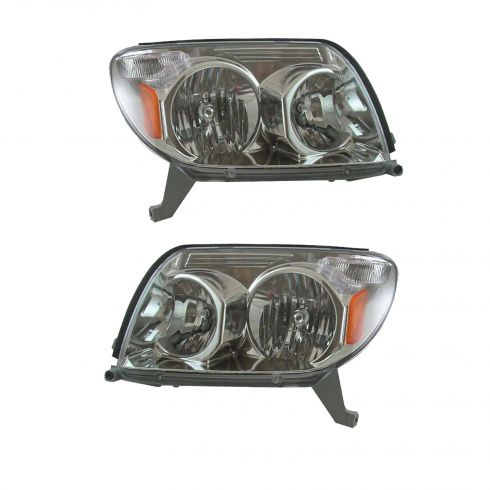 2003-05 Toyota 4Runner Headlight Pair