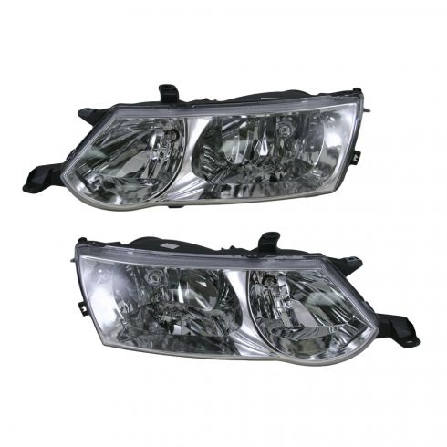 Headlight Pair