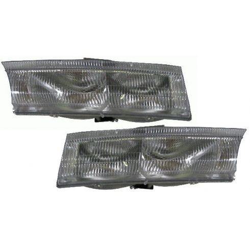 1995-97 Mercury MYSTIQUE HEADLAMP Pair