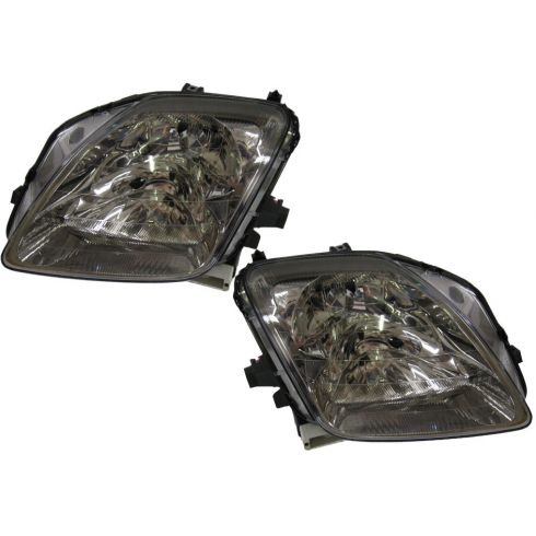 1997-01 Honda PRELUDE HEADLAMP Pair