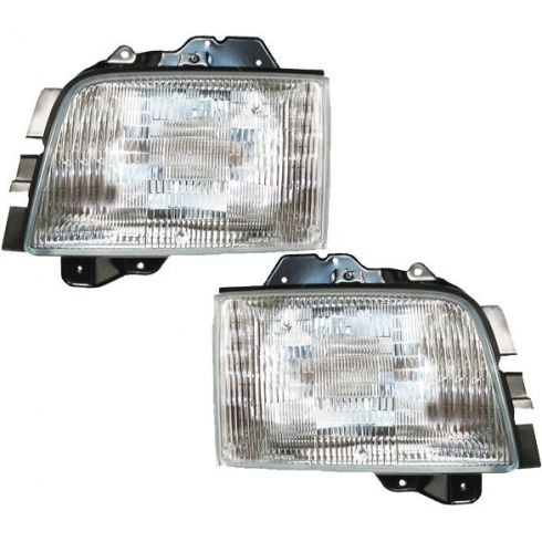 1999-01 Isuzu TROOPER HL Pair