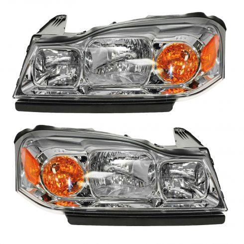 06-07 Saturn Vue Headlight Pair Std. & Hybrid