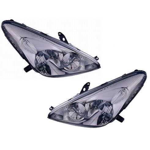 02-04 Lexus ES300 Headlight Pair