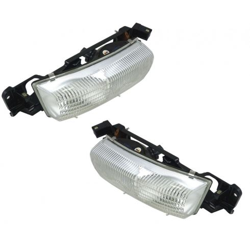 92-98 Olds Achieva Headlight Pair