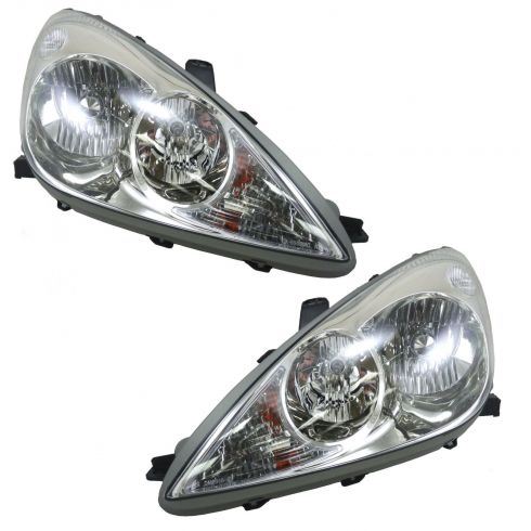 02-04 Lexus ES-300/330 Headlight Pair