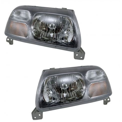 04-05 Suzuki Grand Vitara Headlight Pair