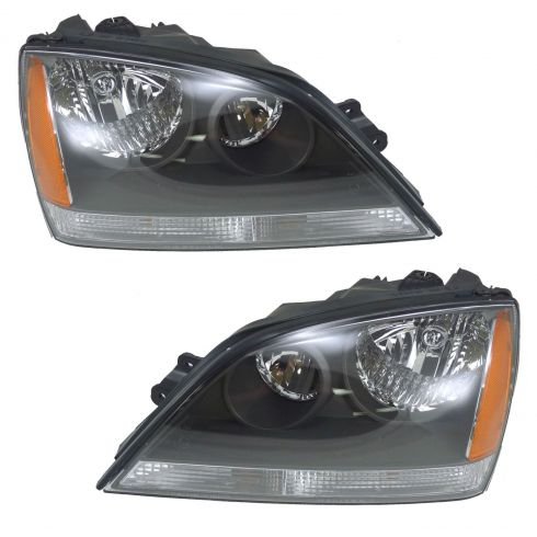 05-06 Kia Sorento Sport Headlight Pair