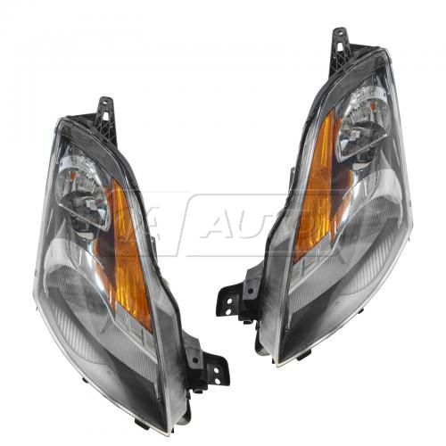 07-08 Nissan Altima Sedan HID Headlight Pair