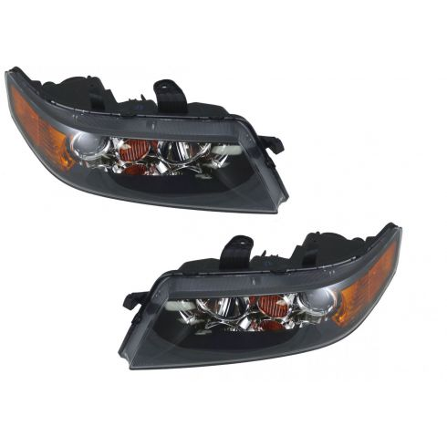 06-08 Acura TSX Headlight Pair