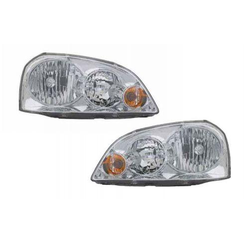 2005-08 Suzuki Forenza Headlight PAIR