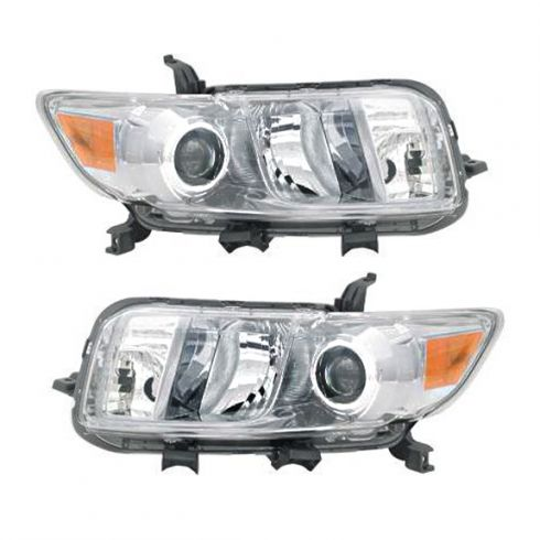 2008-09 Scion Xb Headlight Pair