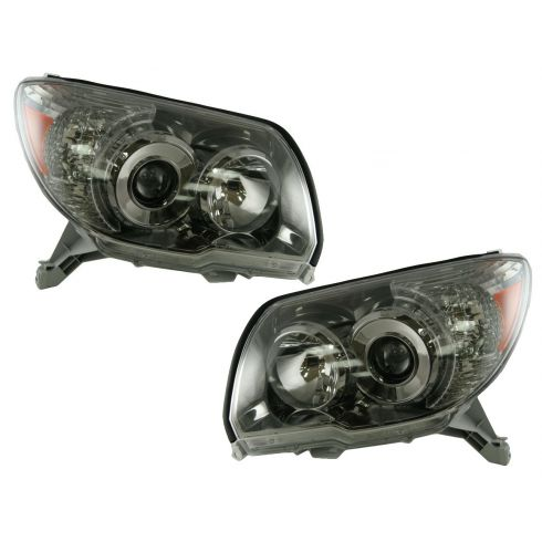 06-07 Toyota 4 Runner Headlight for Sport Model Pair