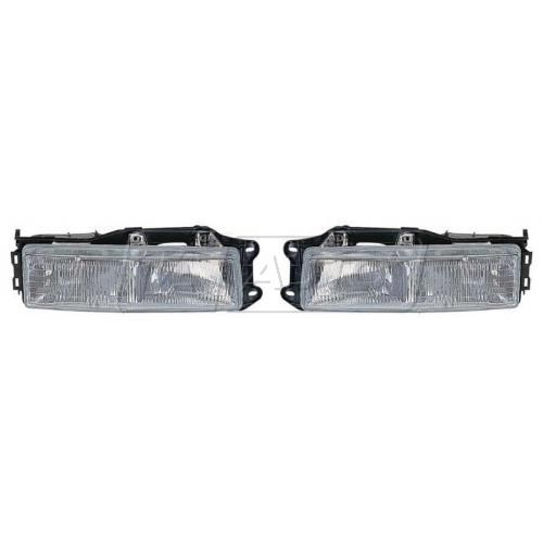 1989-92 Colt Mirage Summit Headlight PAIR