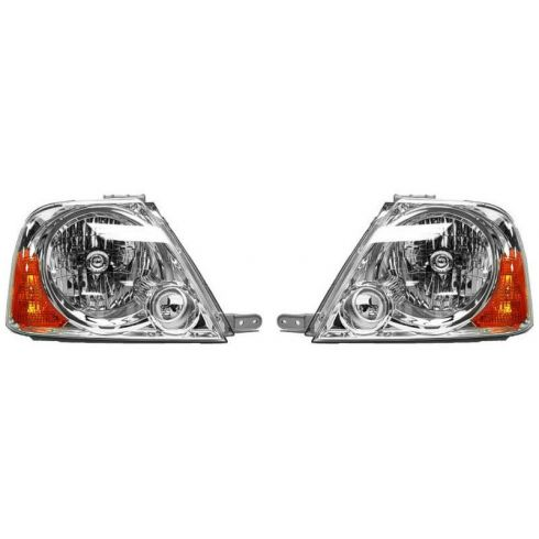 2004-06 Suzuki XL-7 Headlight PAIR