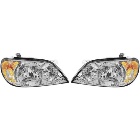 2002-05 Kia Sedona Headlight PAIR