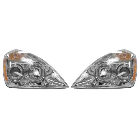 2006-10 Kia Sedona Headlight PAIR