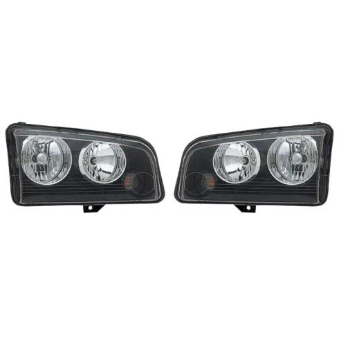 08-10 Dodge Charger Headlight PAIR