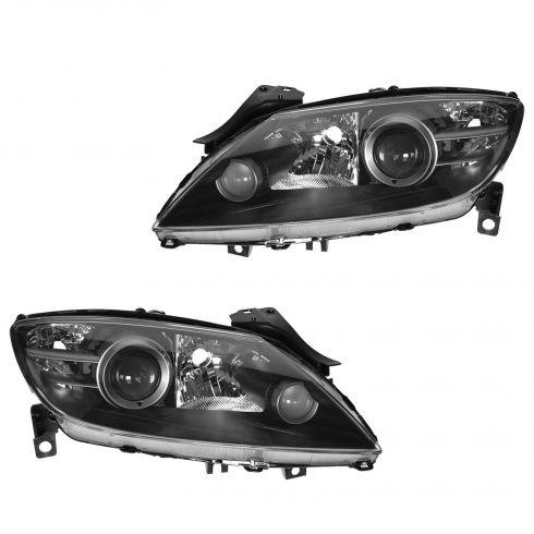 04-08 Mazda RX-8 Headlight (Halogen Style) PAIR