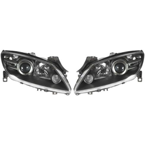 04-08 Mazda RX-8 HID Xenon Headlight (w/Ballast Module) PAIR