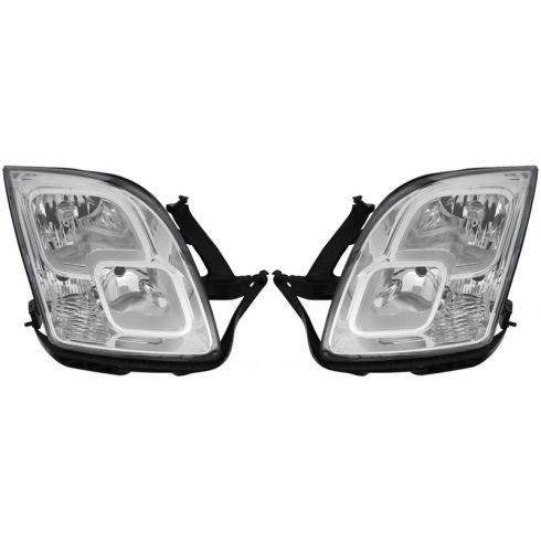 06-07 Ford Fusion Headlight PAIR