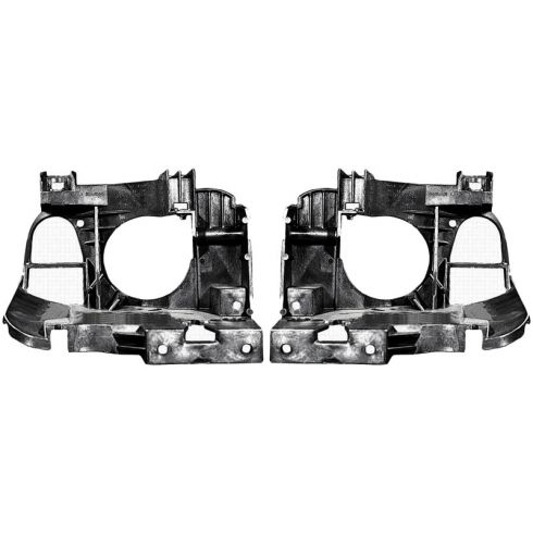 05-10 Chevy Cobalt; 07-09 Pontiac G5 Headlight Bracket PAIR