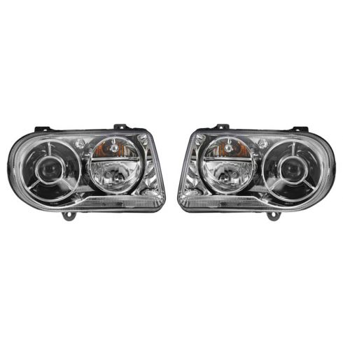 05-09 Chrysler 300 HID Headlight PAIR