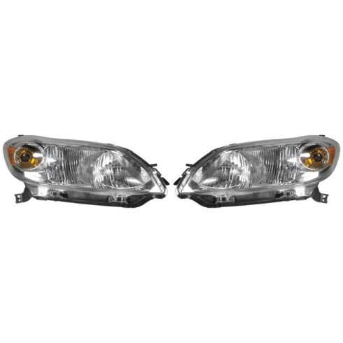 09-10 Toyota Matrix Headlight PAIR