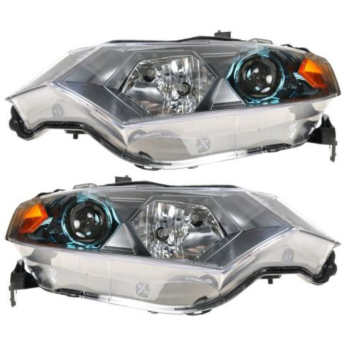 2010 Honda Insight Headlight PAIR
