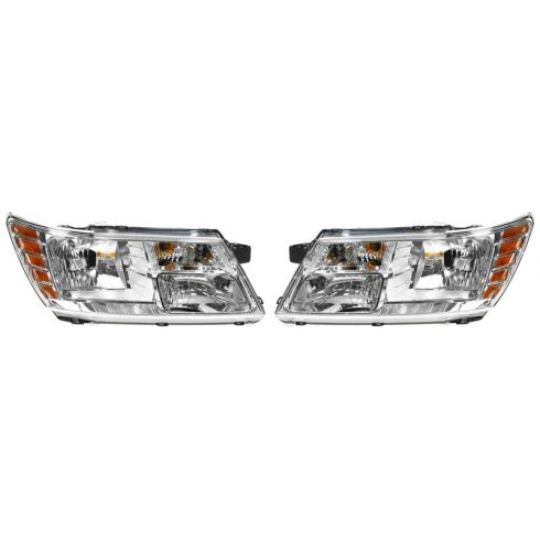 2009-10 Dodge Journey Headlight PAIR