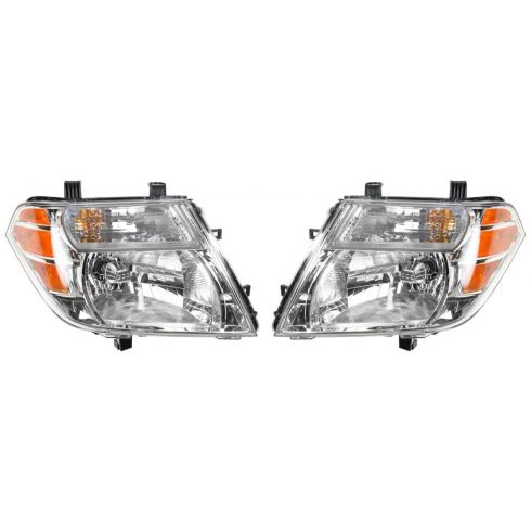 2008-11 Nissan Pathfinder Headlight PAIR