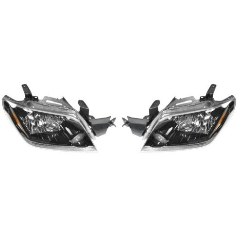 2003-04 Mitsubishi Outlander Headlight PAIR