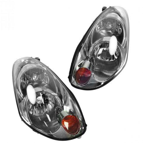 Headlight (w/o Bulbs & Ballast)