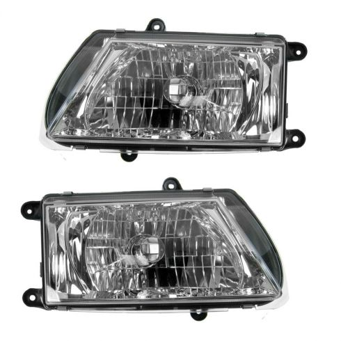 03-04 Isuzu Rodeo Headlight PAIR