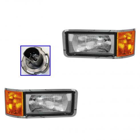 mack cl713 headlights mack cl713 aftermarket headlights mack cl713 replacement headlight