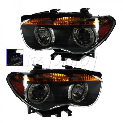 Aftermarket Headlights: Bmw 745i Aftermarket Headlights