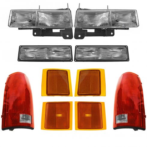 1994-99 Chevy Truck Basic Set Light Kit