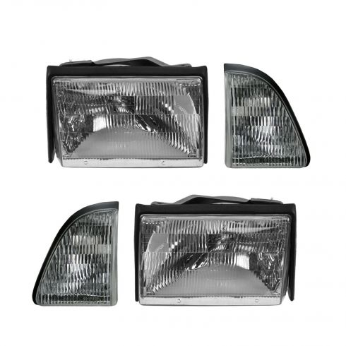 Headlight Set