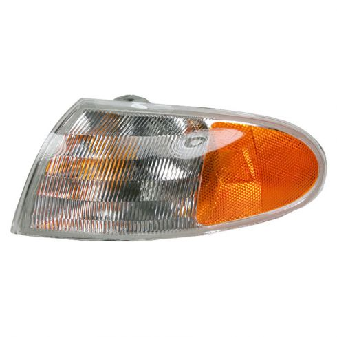 Contour parking lamp LH