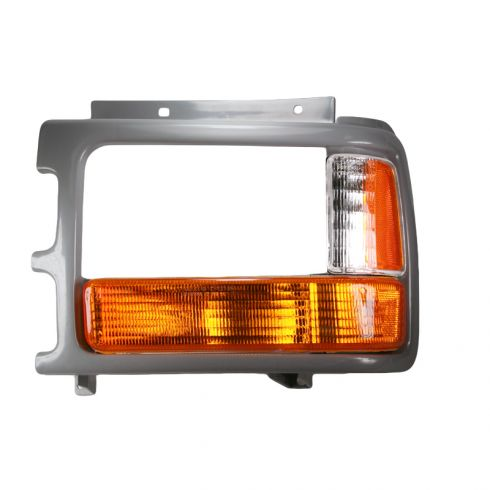 Headlight Door Cover Primered Driver Side