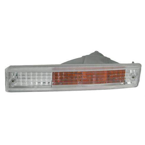 90-91 Civic Bmp Mnt Light LH