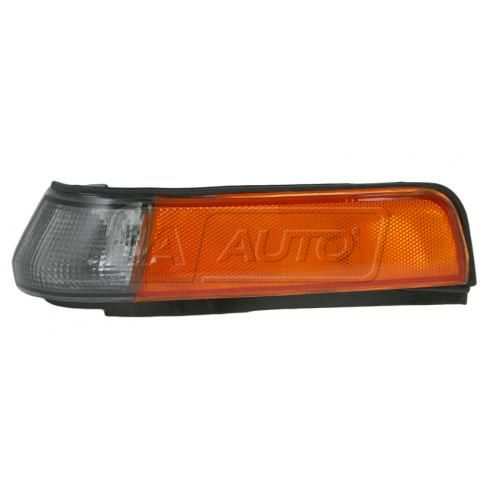86-87 Accord Pkg Light Lens LH