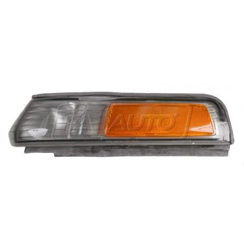 88-89 Accord Pkg Light Lens LH