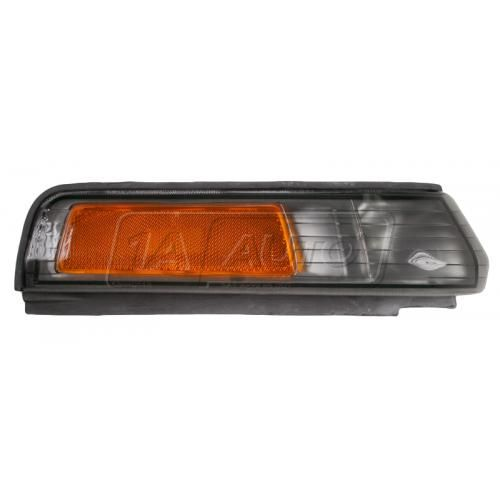 88-89 Accord Pkg Light Lens RH
