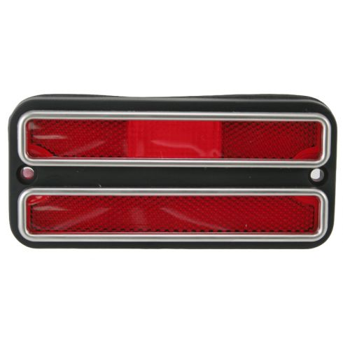 1968-72 Chevy Pickup Red Parking Light L or R