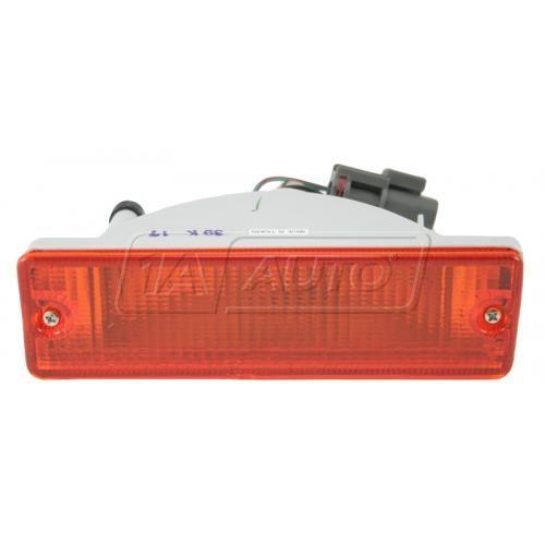 87 Nissan Pathfinder Bumper Mtd Park Light LH