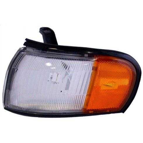 1989-92 Geo Prizm Park Light LH